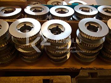 Фрезы по металлу ECO для NKO UZ-15 и UZ-18