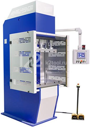 Гидравлический пресс с С-образной жесткой станиной RHTC CF-150