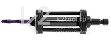 Хвостовик шестигранный 9,5 мм с выталкивателем для коронок Karnasch, арт. 20.1169