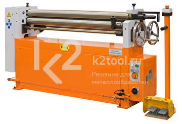 Электромеханический вальцовочный станок Stalex ESR-1300x6.5