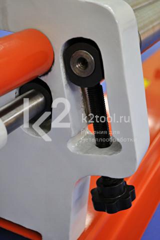 Ручной вальцовочный станок Stalex W01-0.8x610