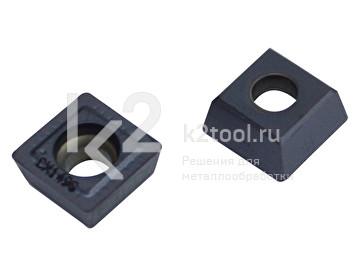 Пластины твердосплавные режущие по нержавеющей стали для фрезеров