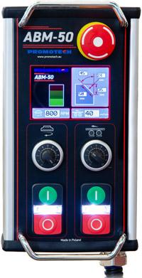 Машина с автоматической подачей для двуxстороннего снятия фаски Promotech ABM-50 (АВМ-50)