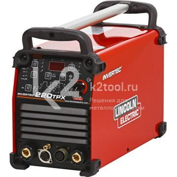 Сварочный инвертор Lincoln Electric Invertec 220TPX