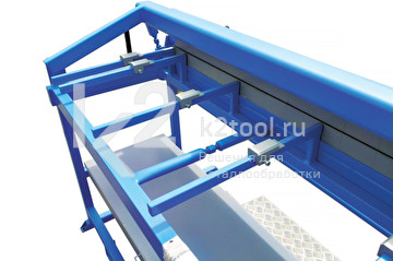 Сегментный ручной листогиб Mazanek ZGRs 1250 L