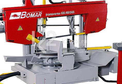 Ленточнопильный станок Bomar Transverse 820.450 DGS