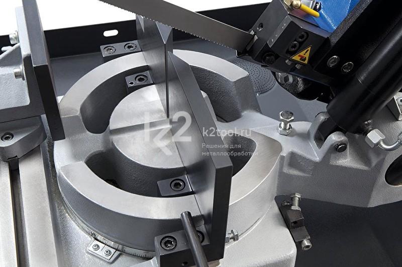 Ленточнопильный станок с гидрозагрузкой PILOUS ARG 235 PLUS