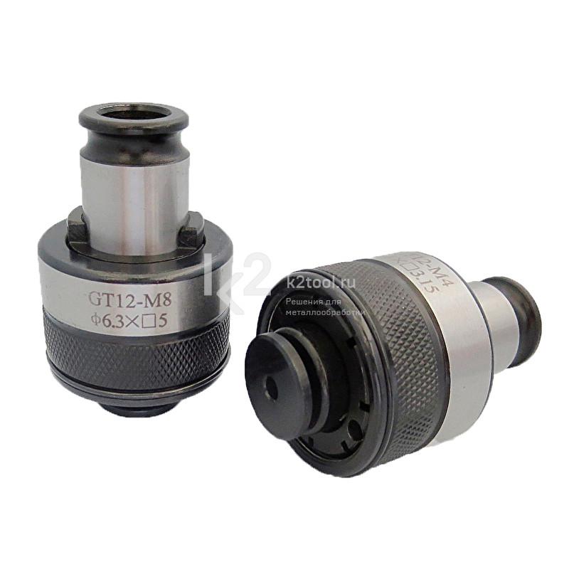 Головки резьбонарезные предохранительные GT-12, ISO 529