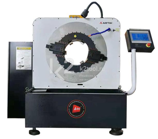 Машины серии CND для автоматической резки и снятия фаски с труб
