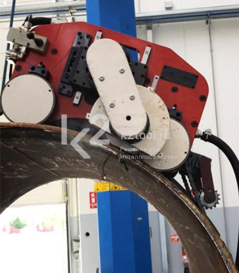 Машина для холодной резки труб G.B.C. TAF