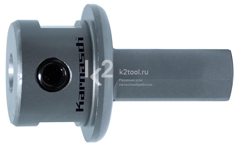 Шестигранный адаптер Karnasch, арт. 20.1156 - 13 мм