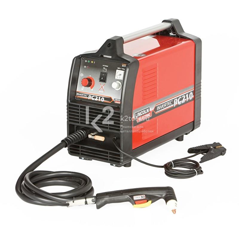 Источник плазменной резки Lincoln Electric Invertec PC210