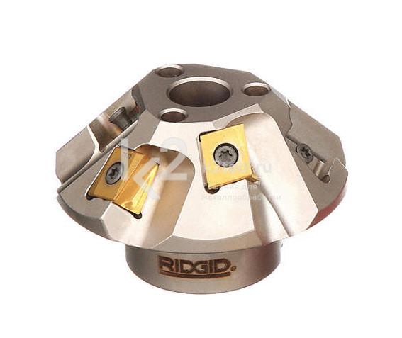 Фрезерная головка 45° срежущими пластинами для RIDGID B-500