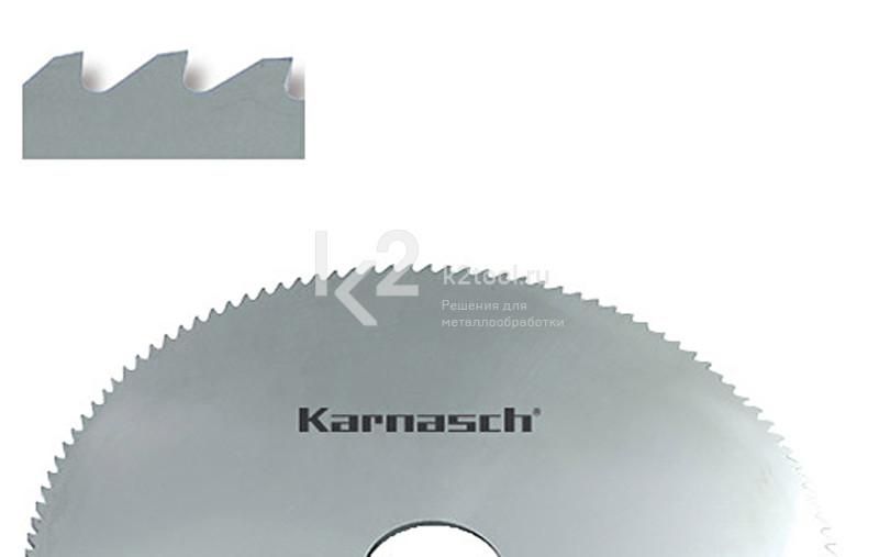Фрезы отрезные/прорезные Karnasch твердосплавные формы «A», арт. 5.6000