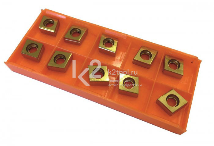 Пластины твердосплавные режущие для кромкореза NKO B15 AIR