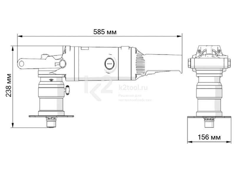ВМ-16 - размеры