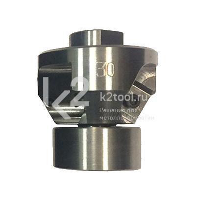 Головка фрезерная для Exact PipeBevel 220E/360E для снятия фаски 30?