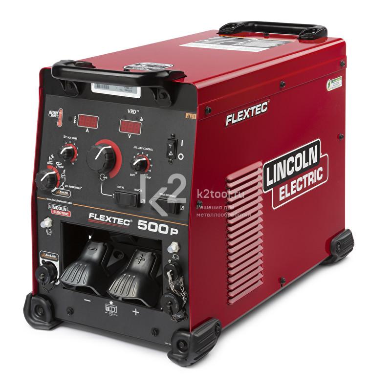 Сварочный инвертор Lincoln Electric Flextec 500P