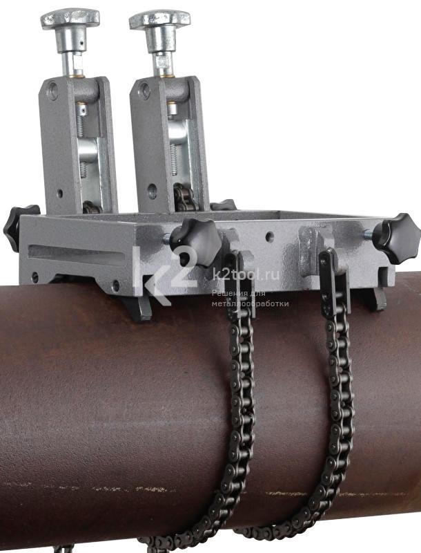 Крепежное приспособление для больших труб BDS. Общий вид