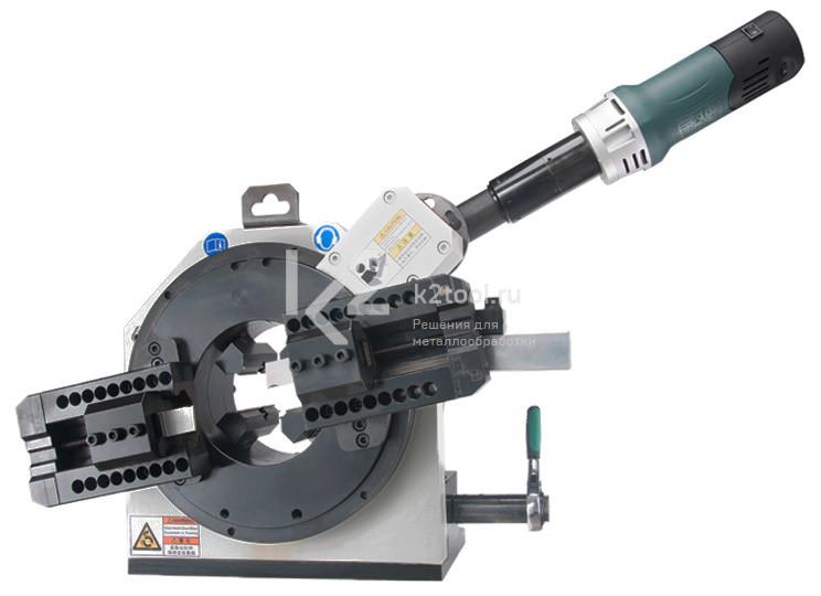 Мобильный станок для резки и снятия фаски труб KSD/OSD