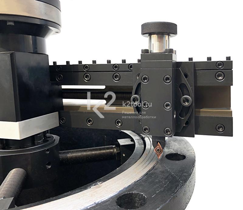Машина для обработки фланцев F0224