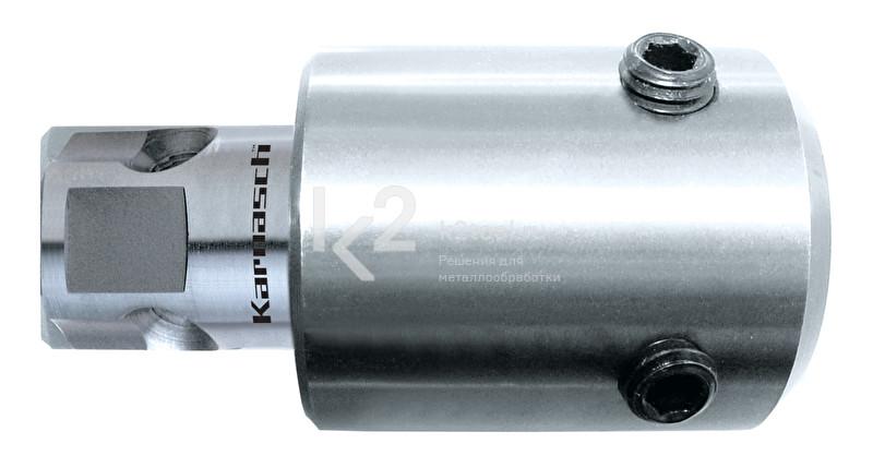 Удлинитель для кольцевых фрез с хвостовиком Nitto / Universal 19 мм Karnasch арт. 20.1406