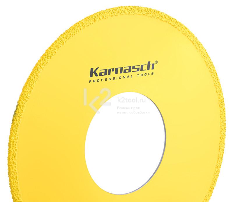Пильные диски с алмазным напылением для труборезов Karnasch 5.3970 140