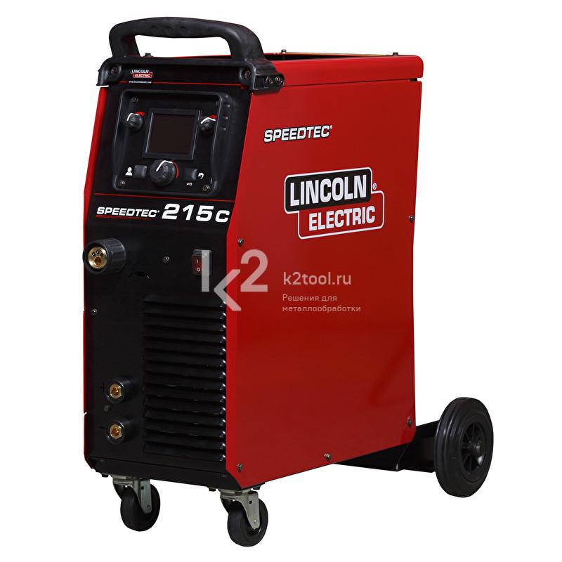 Сварочный инвертор Lincoln Electric Speedtec 215C