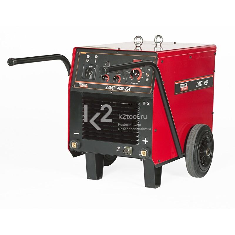 Сварочный инвертор Lincoln Electric LINC 405-SA