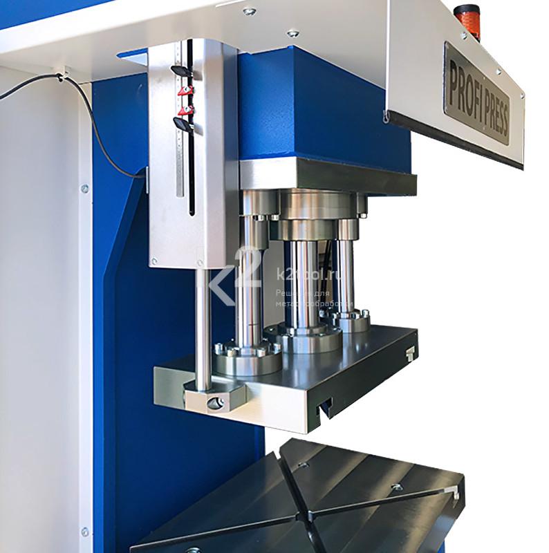 Пресс гидравлический RHTC PPCM-80 (CM-80) с С-образной станиной