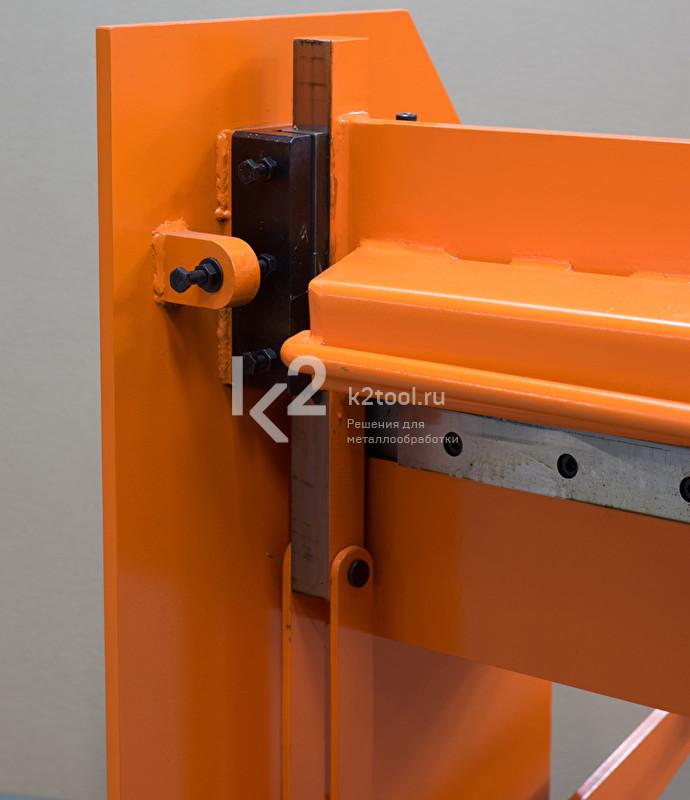 Ножная гильотина STALEX Q01-1.6x1320B