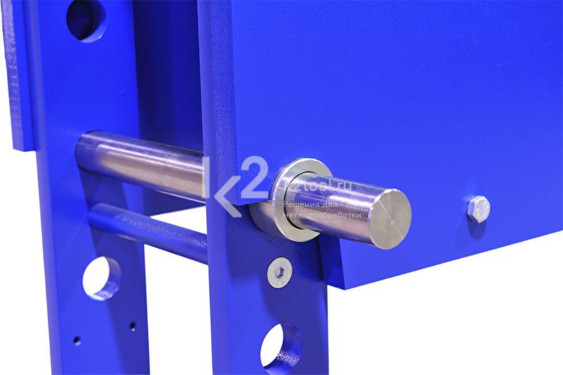 Гидравлический пресс RHTC 300 TON M/H-M/C-2 (D=1750) - вид сбоку