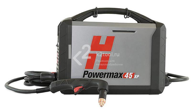 Источник плазменной резки Hypertherm Powermax45 XP, вид сбоку