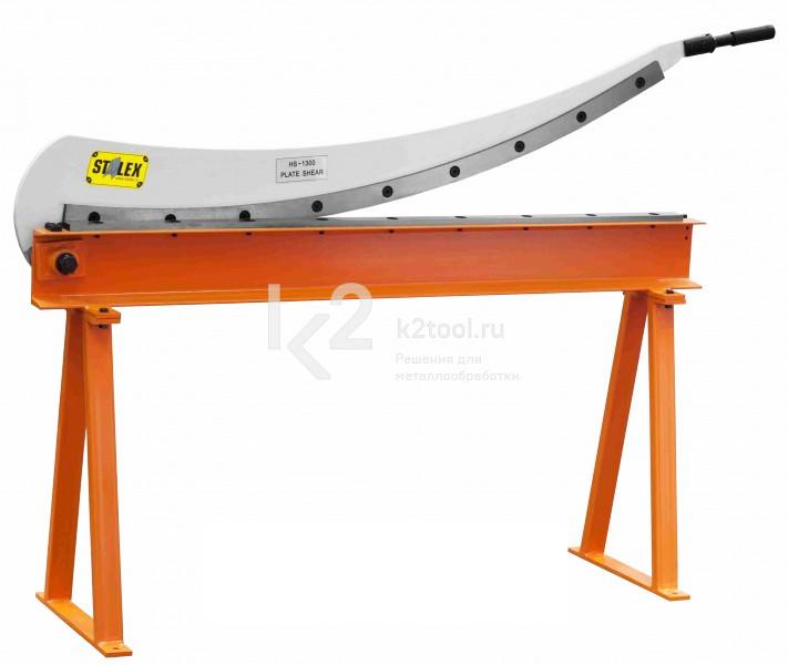 Ручная гильотина сабельного типа STALEX HS-500