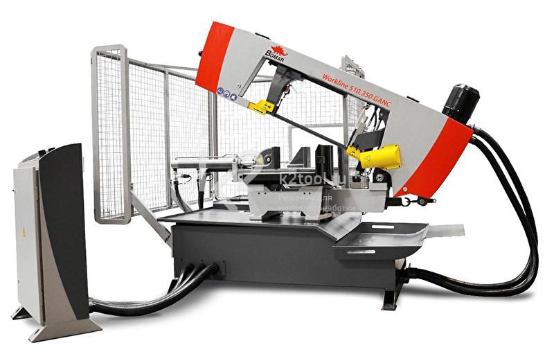 Ленточнопильный станок Bomar Workline 510.350 GA