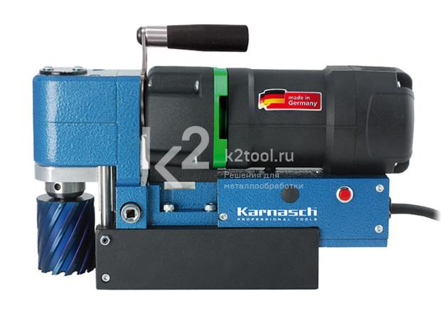 Магнитный сверлильный станок Karnasch KALP45