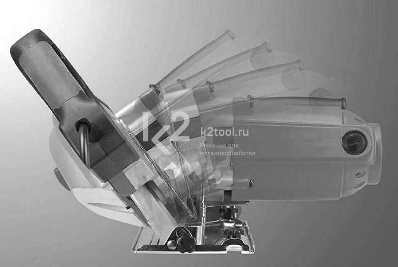 Ручная циркулярная пила по металлу AGP Power Tools CS230N