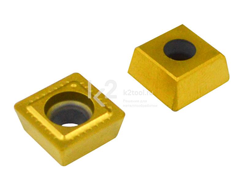 Пластины твердосплавные режущие по стали для фрезеров