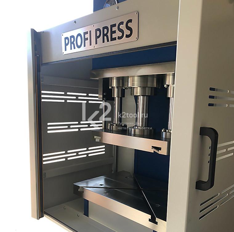 Гидравлический пресс с С-образной жесткой станиной RHTC PPCM-50 (CM-50)