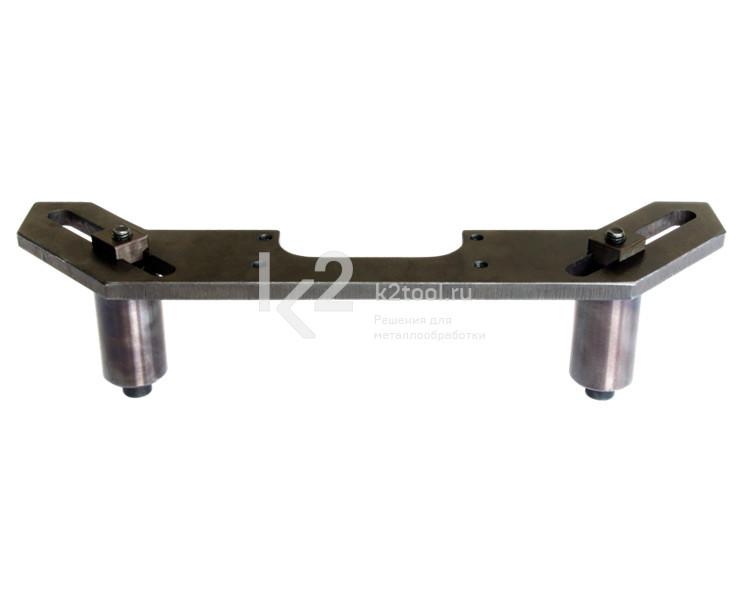 Приспособление для работы на трубах диаметром 150-300 мм