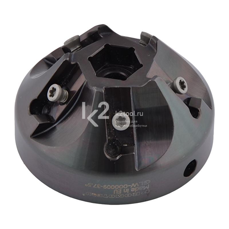 Головка фрезерная 37,5° для кромкореза BM-16