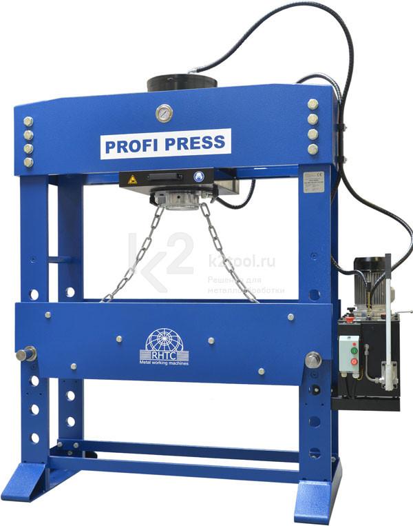 Гидравлический пресс RHTC 200 TON M/H-M/C-2 (D=1300)