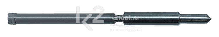 Штифт направляющий, составной 7,98х221,5 мм, Karnasch, арт. 20.1124