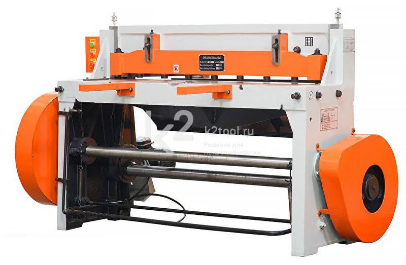 Электромеханическая гильотина STALEX Q11-4x2000