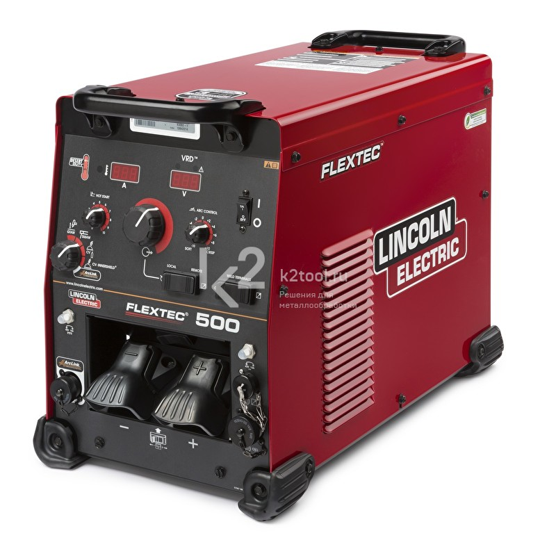 Сварочный инвертор Lincoln Electric Flextec 500