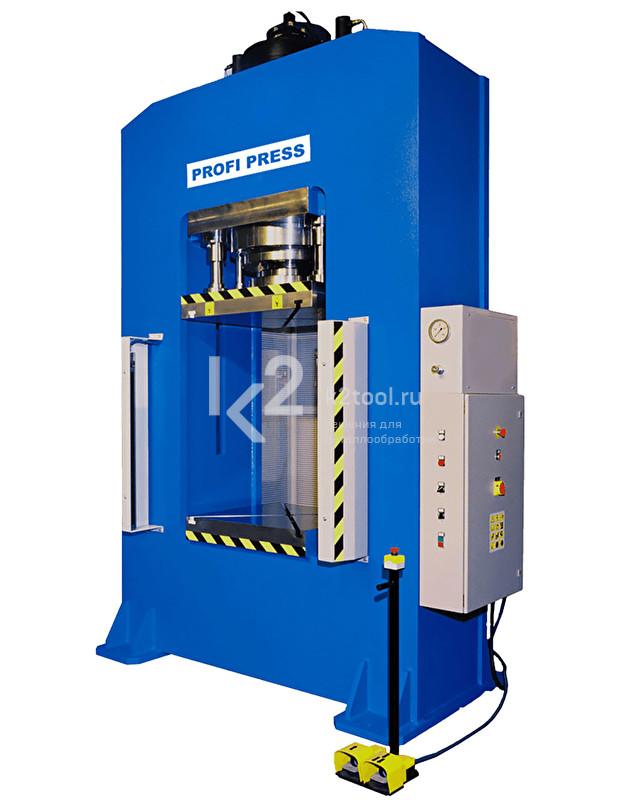Гидравлический пресс с П-образной станиной RHTC RM-300