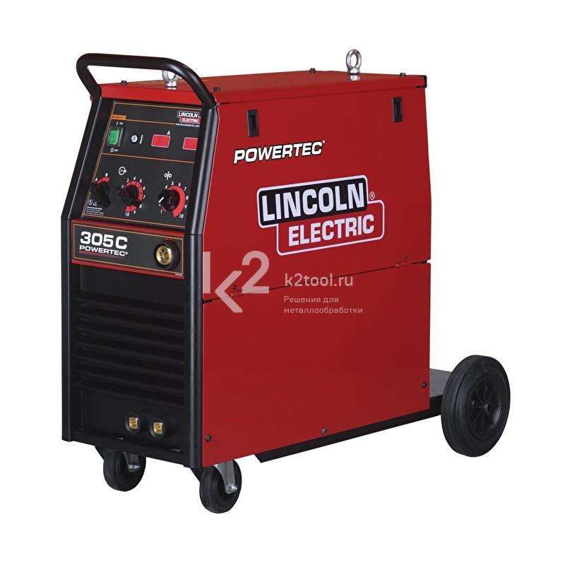 Сварочный инвертор Lincoln Electric Powertec 305C - 4R