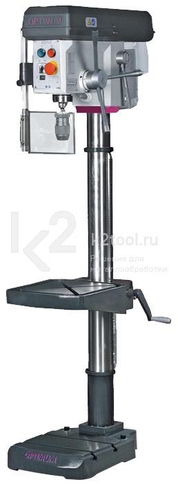 Вертикально-сверлильный станок Optimum B28H