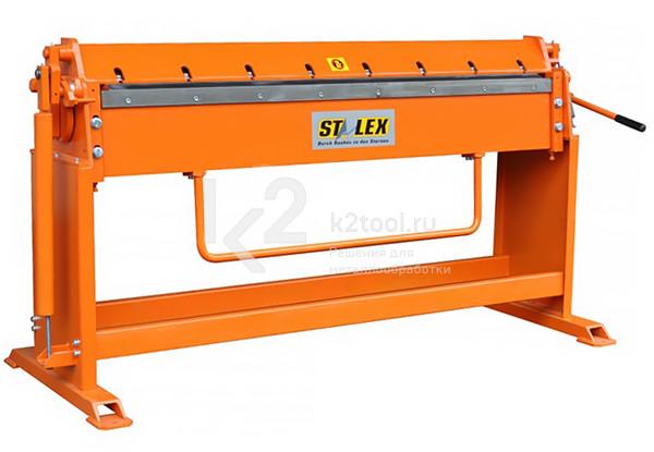 Ручной листогиб Stalex 1060/1.5