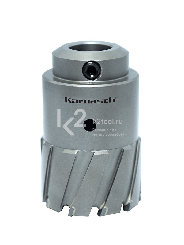 Твердосплавная коронка по металлу Karnasch Power-Max-55, арт. 20.1141A